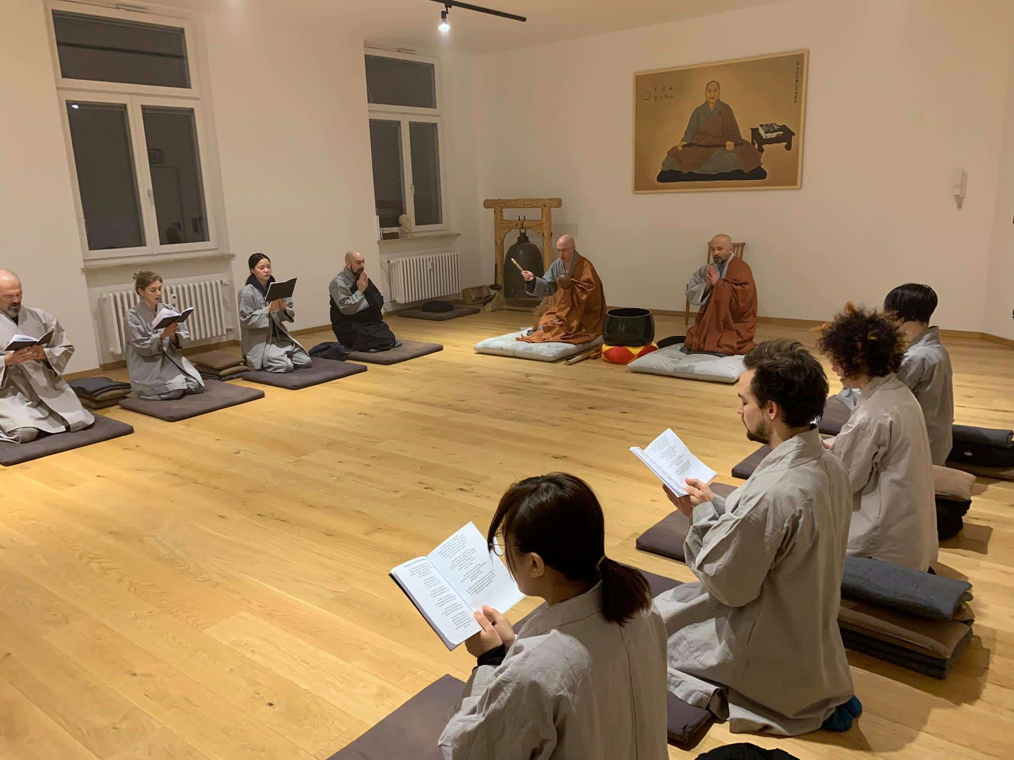 Chanting Meditation