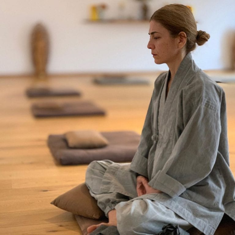 Sitz Meditation